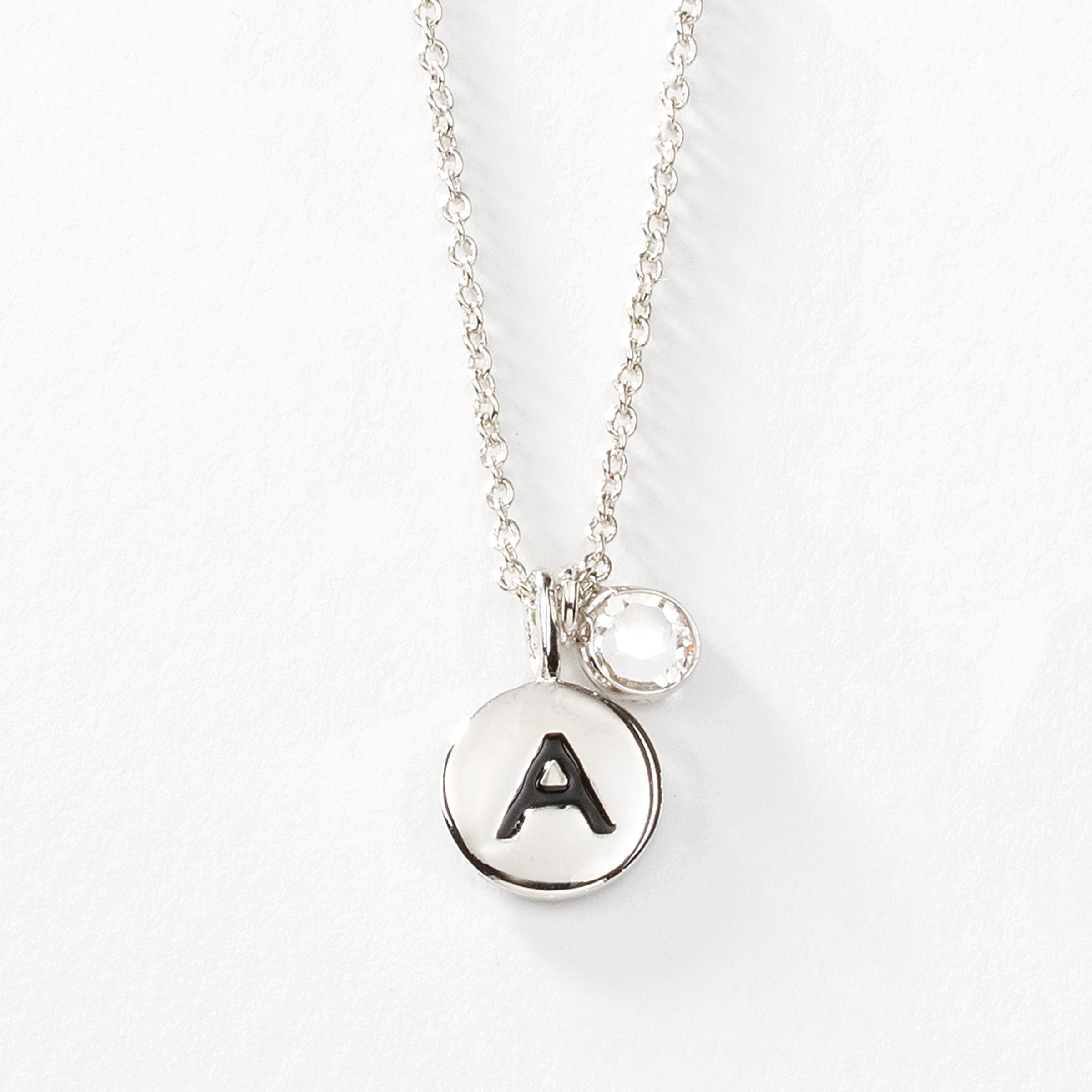 little g woo nletterm en jewelry letter pendant alex women s
