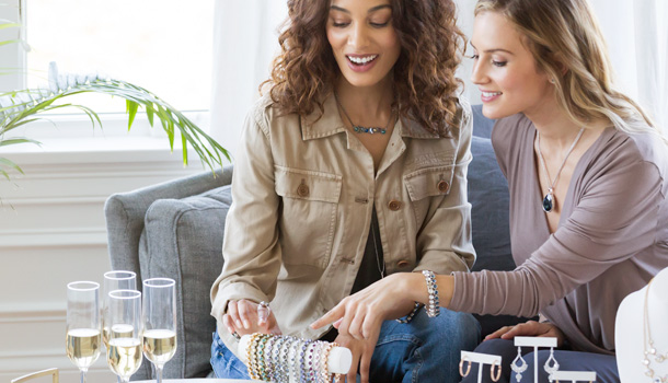 Touchstone Crystal by Swarovski Home Jewelry Parties Become a Consultant
